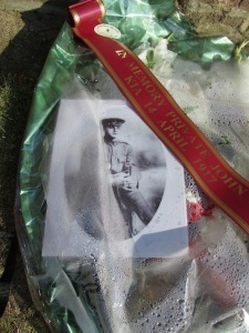 WW1 Soldier Memorial
