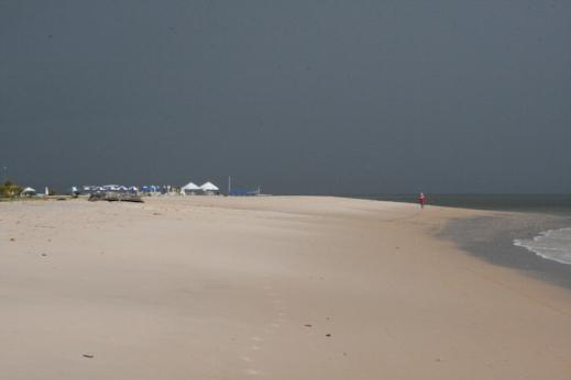 Gamboa Beach, Morro