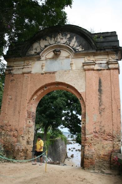 Fortress gate