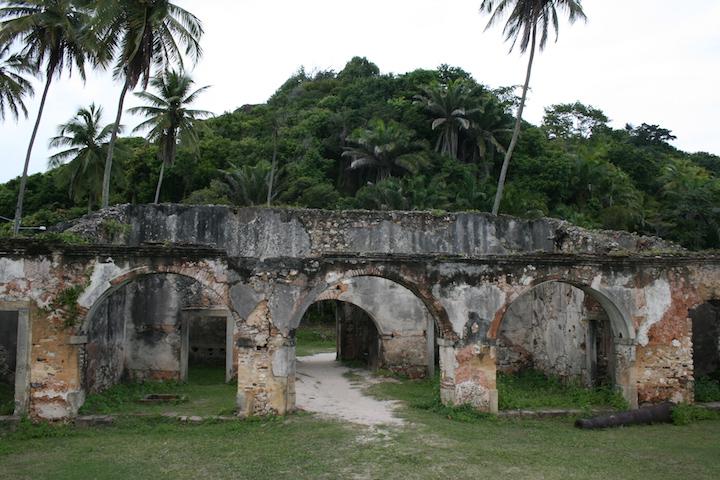 Morro fort