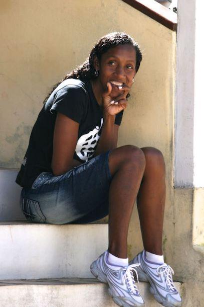 Morro girl