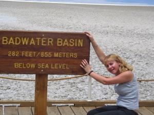 Eddi badwater basin