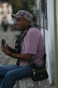 Paraty guitarist