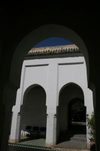 Bahia Palace Arches
