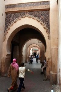 Northern Marrakesh Medina