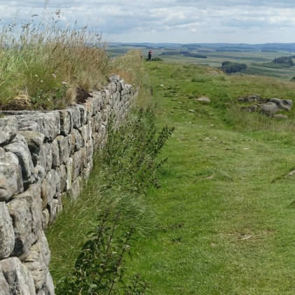 Path along Hadrian's Wall
