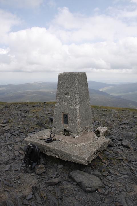 Skiddaw Peak