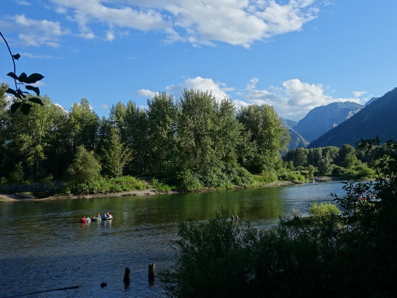 wenatchee-river